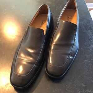 Brown men's Cole Haan shoes